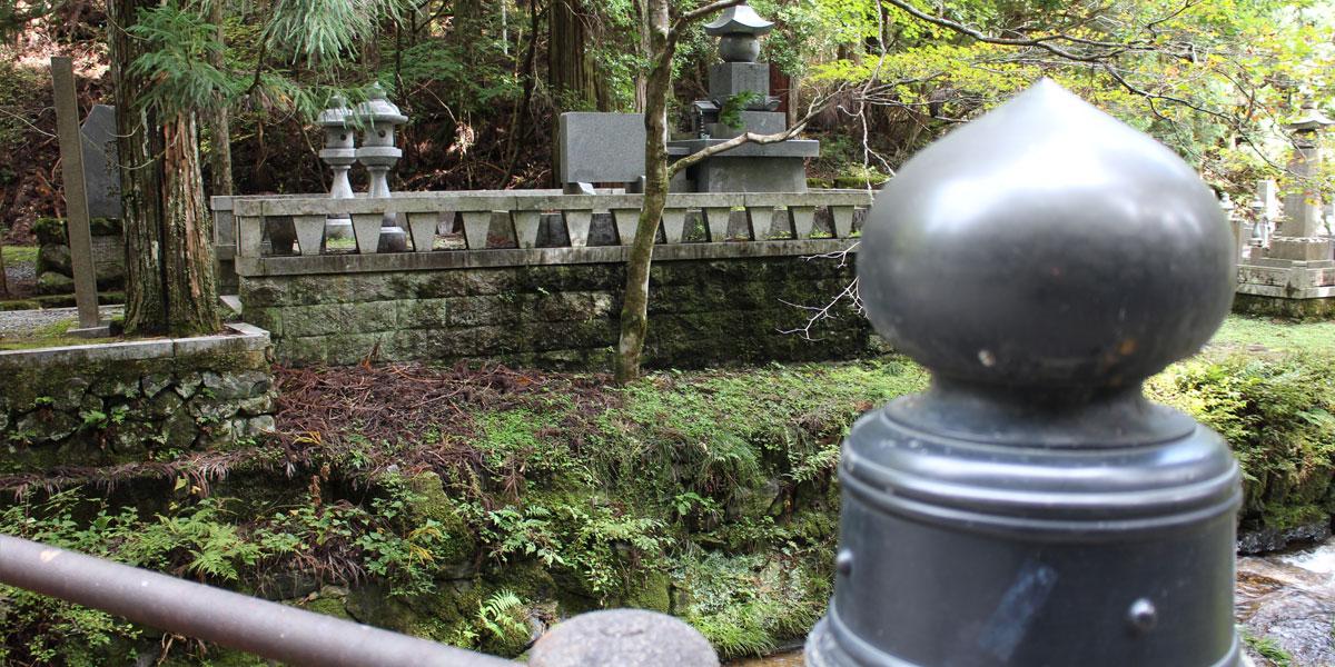 高野山奥の院画像2